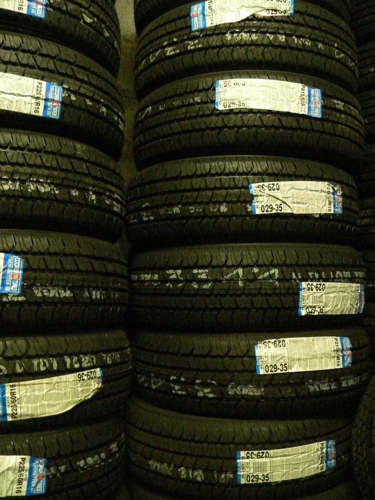 C mo cuando y donde comprar llantas comprador inteligente for Pila pneus